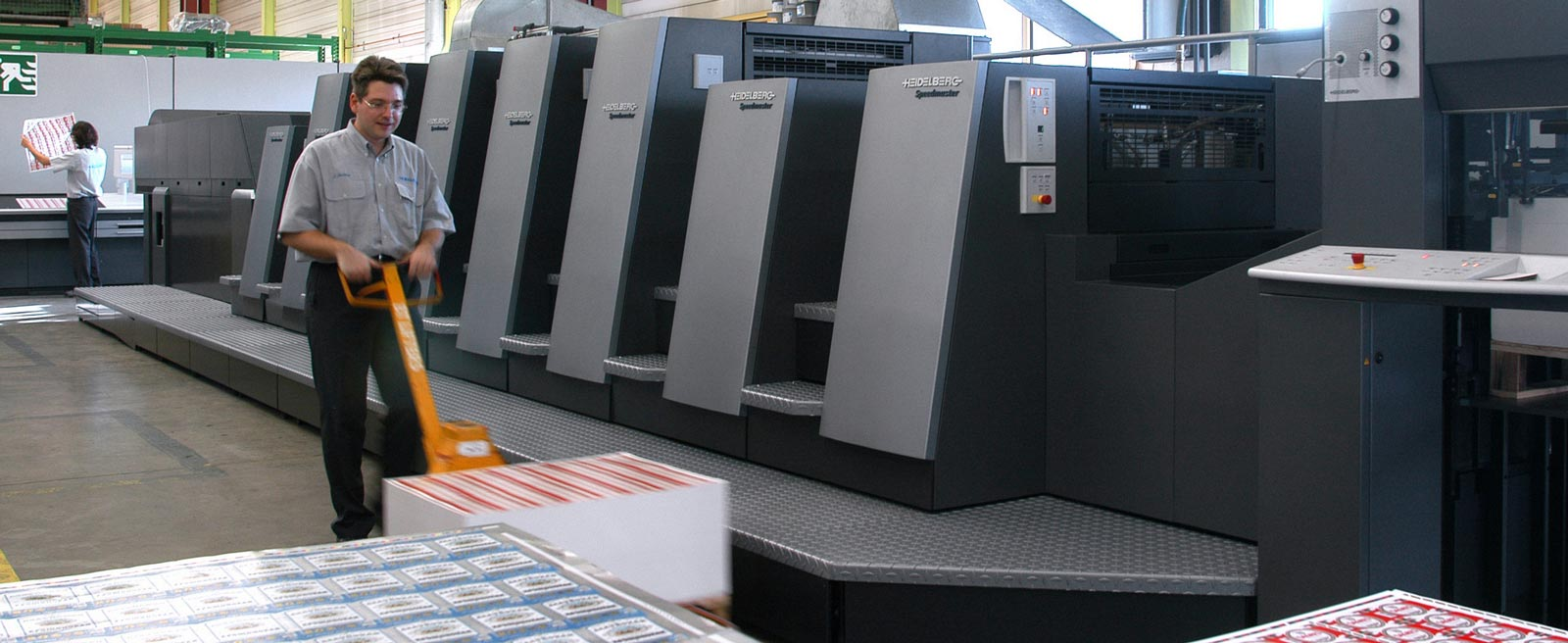 Sheet-Fed Offset Printing | OneSource Print Solutions, Inc