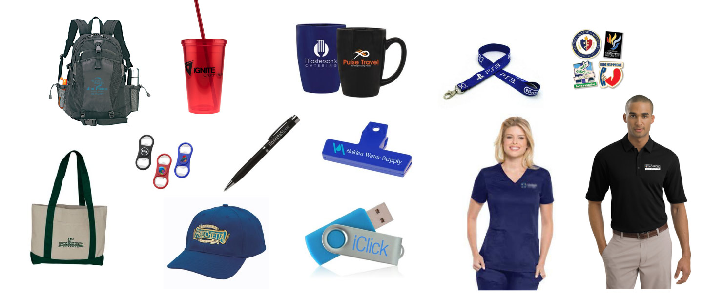We are your source for quality branded merchandise and corporate apparel that gets your brand noticed